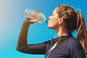 A importância de sempre beber água (foto: internet)